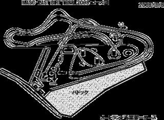 MASC-EAST DIRT TRIAL 2008コース図